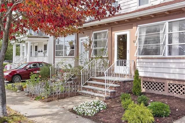 92 Cypress Street #2, Watertown, MA 02472 (MLS #72571090) :: Trust Realty One