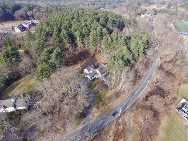 565A Concord Road, Sudbury, MA 01776 (MLS #72572111) :: The Muncey Group