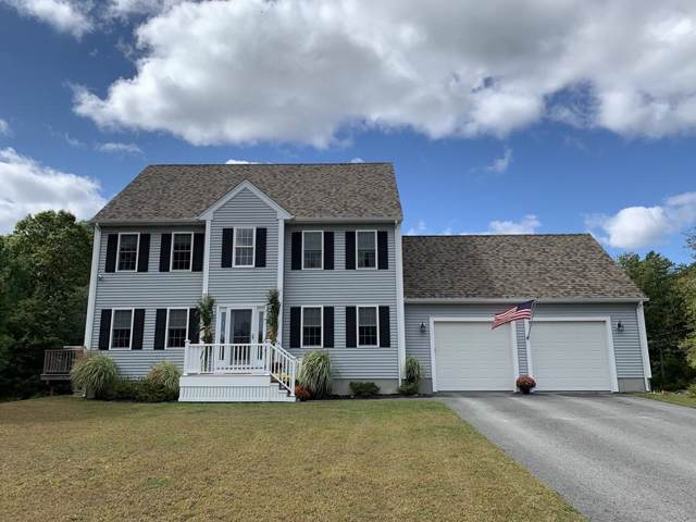 3 Hidden Dr., Fairhaven, MA 02719 (MLS #72572147) :: RE/MAX Vantage