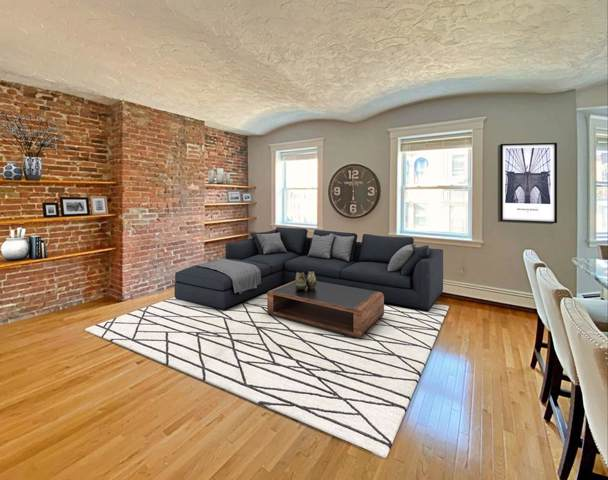 9 Battery St #8, Boston, MA 02109 (MLS #72572421) :: Charlesgate Realty Group
