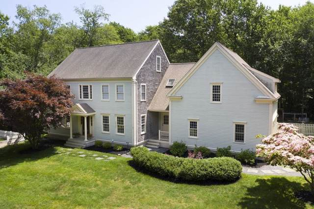478 Beechwood St, Cohasset, MA 02025 (MLS #72573753) :: Kinlin Grover Real Estate