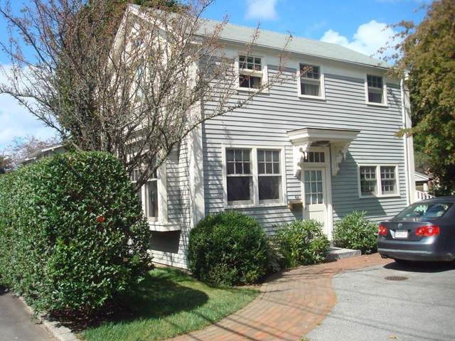 6 Railroad Ave. B-1, Rockport, MA 01966 (MLS #72575864) :: Primary National Residential Brokerage