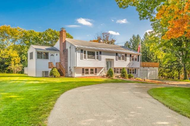 66 Wyman Road, Billerica, MA 01821 (MLS #72579055) :: Trust Realty One
