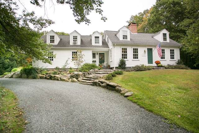 186 Pine St, Rehoboth, MA 02769 (MLS #72580707) :: Kinlin Grover Real Estate