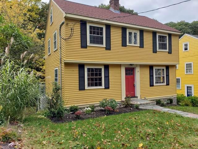 31 Crehore Rd, Boston, MA 02467 (MLS #72581172) :: Vanguard Realty