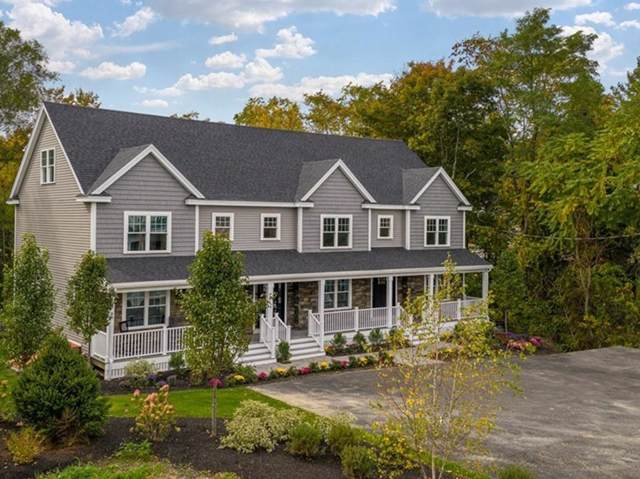 139 Franklin Street A, Stoneham, MA 02180 (MLS #72582105) :: The Muncey Group