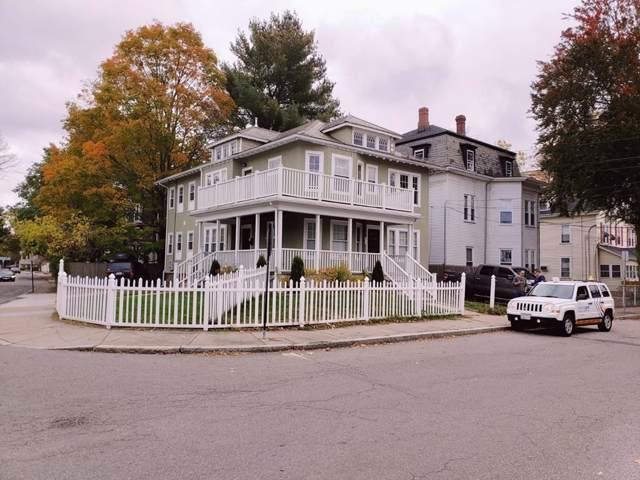 4 Peabody St #2, Newton, MA 02458 (MLS #72583475) :: Charlesgate Realty Group