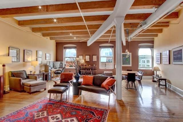 150 Lincoln Street 5B, Boston, MA 02111 (MLS #72583899) :: Westcott Properties