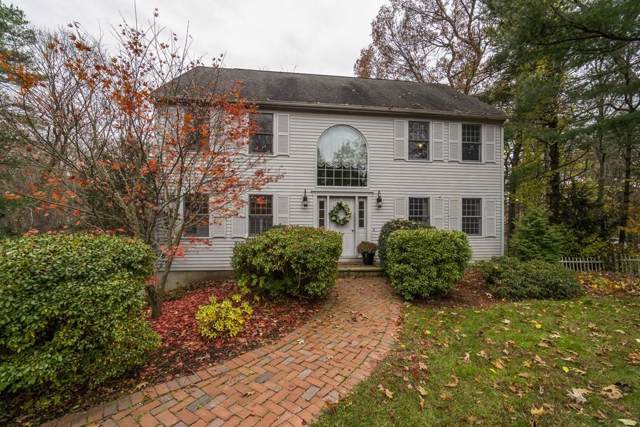 5 Eastwood  Lane, Easton, MA 02356 (MLS #72585971) :: The Duffy Home Selling Team