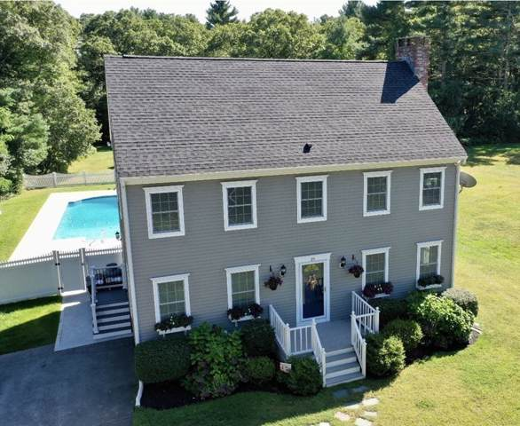 19 Red Oak Lane, Dartmouth, MA 02747 (MLS #72586271) :: DNA Realty Group