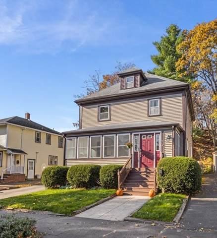 9 Walnut St, Wakefield, MA 01880 (MLS #72588040) :: Berkshire Hathaway HomeServices Warren Residential