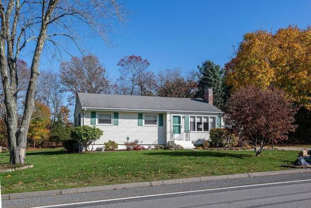 72 Oak St, Foxboro, MA 02035 (MLS #72589916) :: Primary National Residential Brokerage