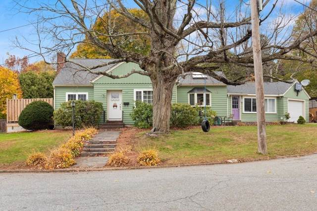 1 Winona Ave, Haverhill, MA 01830 (MLS #72590350) :: Exit Realty