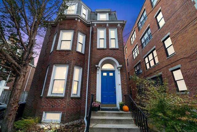 20 Forest #1, Cambridge, MA 02140 (MLS #72590982) :: Driggin Realty Group