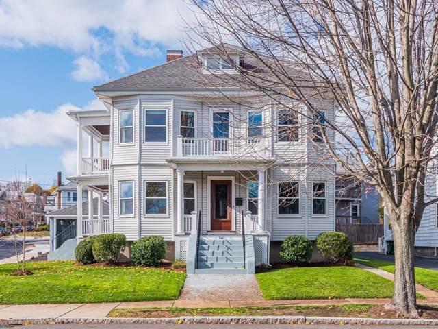 151 Maplewood Street, Watertown, MA 02472 (MLS #72591919) :: Conway Cityside