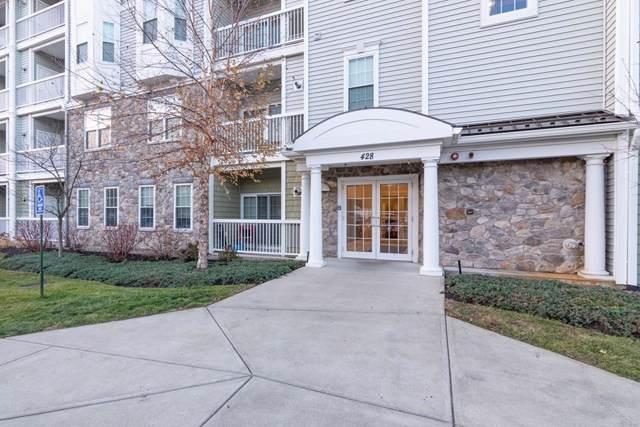 428 John Mahar Hwy #211, Braintree, MA 02184 (MLS #72592672) :: Primary National Residential Brokerage