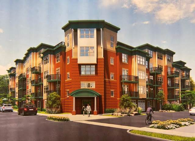 69 Foundry Street #215, Wakefield, MA 01880 (MLS #72592893) :: The Muncey Group
