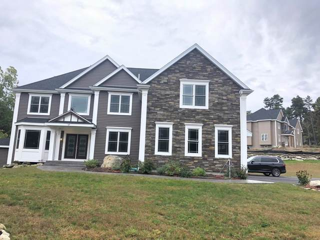 LOT 68 Piccadilly Way, Westborough, MA 01581 (MLS #72595842) :: DNA Realty Group