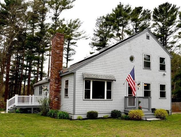 8 Fairway Drive, Wareham, MA 02532 (MLS #72596315) :: Kinlin Grover Real Estate