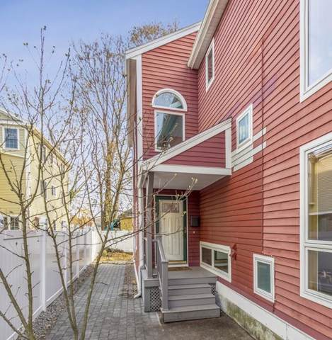 79 Church St #79, Watertown, MA 02472 (MLS #72597995) :: Conway Cityside