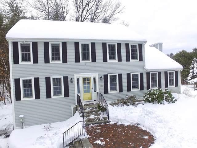 233 Nashua Road, Groton, MA 01450 (MLS #72598101) :: Kinlin Grover Real Estate