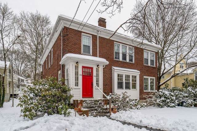 128 Cabot St #128, Newton, MA 02458 (MLS #72598287) :: Trust Realty One