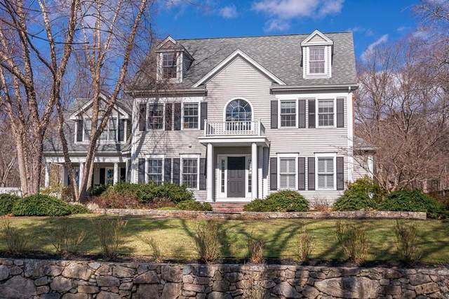 414 North Main Street, Cohasset, MA 02025 (MLS #72600170) :: Spectrum Real Estate Consultants