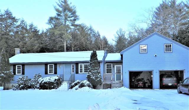 609 Brown Street, Winchendon, MA 01475 (MLS #72600350) :: Kinlin Grover Real Estate