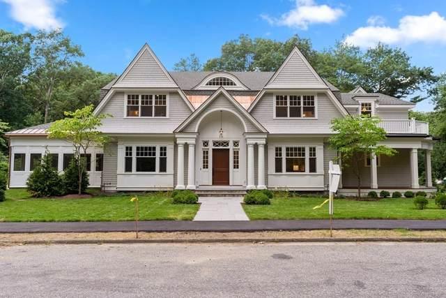 16 Ridge Hill Farm Rd, Wellesley, MA 02482 (MLS #72600449) :: Anytime Realty