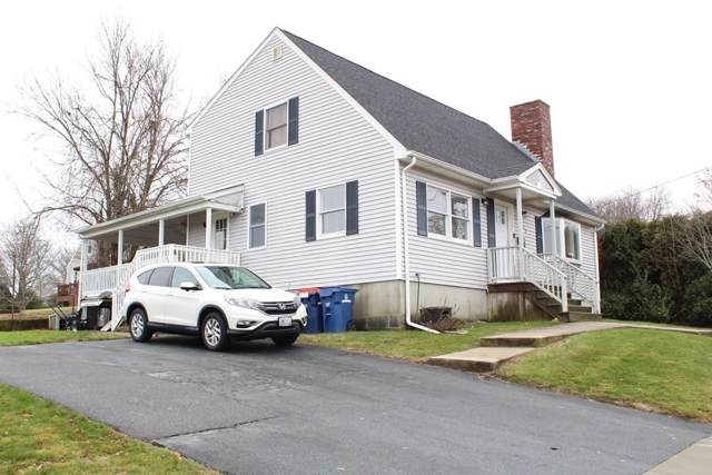 128 Ruggles, New Bedford, MA 02740 (MLS #72600746) :: Kinlin Grover Real Estate