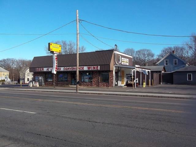 850 Washington Street, Attleboro, MA 02703 (MLS #72601005) :: The Gillach Group