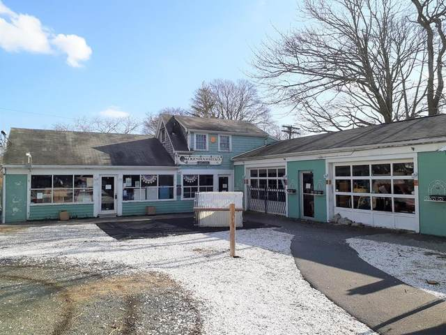 541 Main St, Barnstable, MA 02601 (MLS #72601993) :: Trust Realty One
