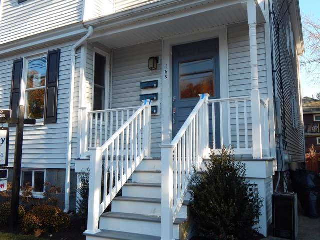 169 Sycamore #1, Boston, MA 02131 (MLS #72603499) :: The Muncey Group
