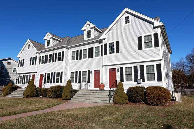 132 Howe St. B, Natick, MA 01760 (MLS #72605020) :: DNA Realty Group