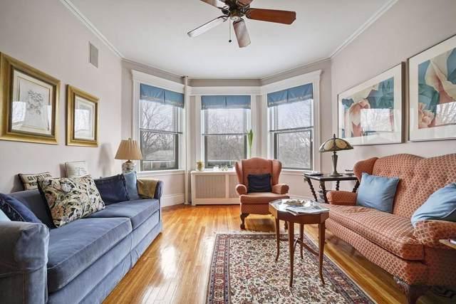 114 Fenway #4, Boston, MA 02115 (MLS #72605299) :: Berkshire Hathaway HomeServices Warren Residential