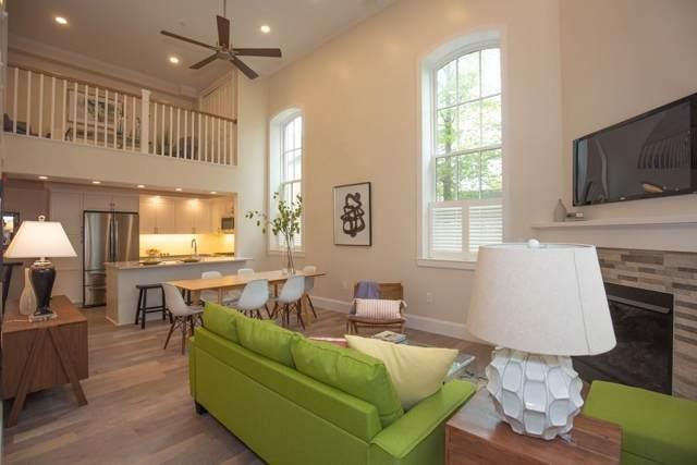 151 High Street 1B, Newburyport, MA 01950 (MLS #72605806) :: Kinlin Grover Real Estate