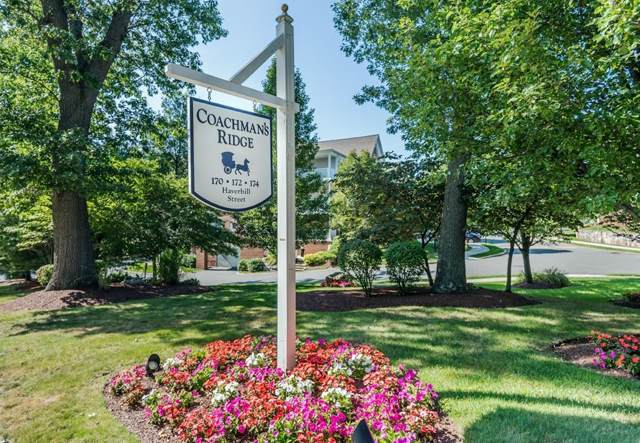 174 Haverhill St #315, Andover, MA 01810 (MLS #72607643) :: Kinlin Grover Real Estate