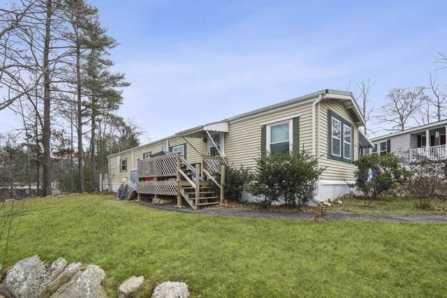 41-7 South Meadow Village 41-7, Carver, MA 02330 (MLS #72607671) :: Kinlin Grover Real Estate