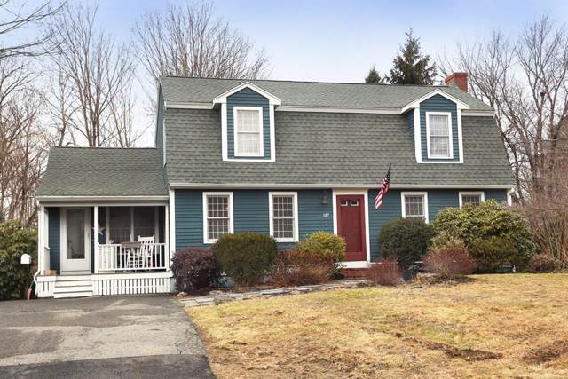 107 Elm St, Georgetown, MA 01833 (MLS #72608927) :: DNA Realty Group
