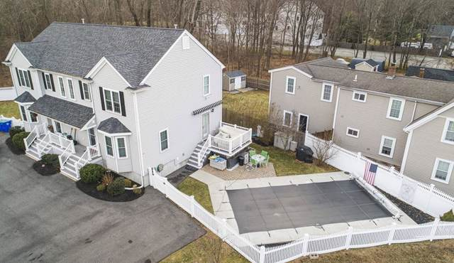 1 Kasey Ln #1, Rockland, MA 02370 (MLS #72609294) :: The Duffy Home Selling Team