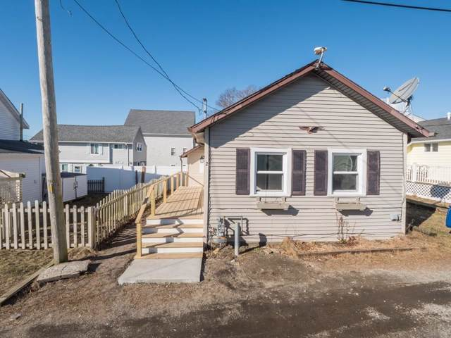2 Chaney Ave, Fairhaven, MA 02719 (MLS #72610314) :: Trust Realty One