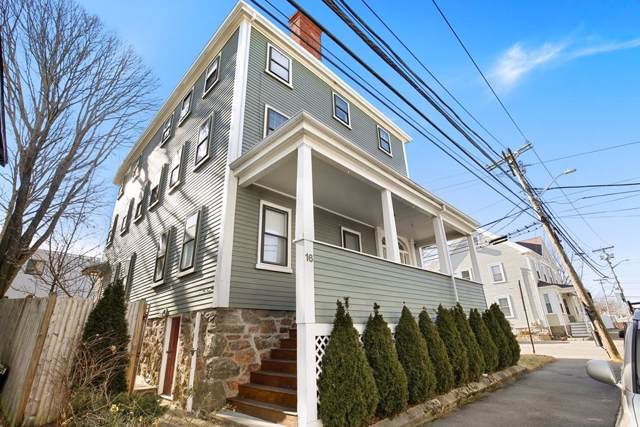 16 School St #2, Beverly, MA 01915 (MLS #72610500) :: Exit Realty