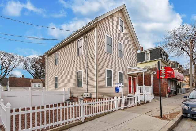 20 Highland Ave #1, Somerville, MA 02143 (MLS #72610993) :: Conway Cityside