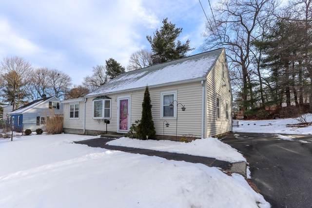 123 Stoughton St, Stoughton, MA 02072 (MLS #72612106) :: Spectrum Real Estate Consultants