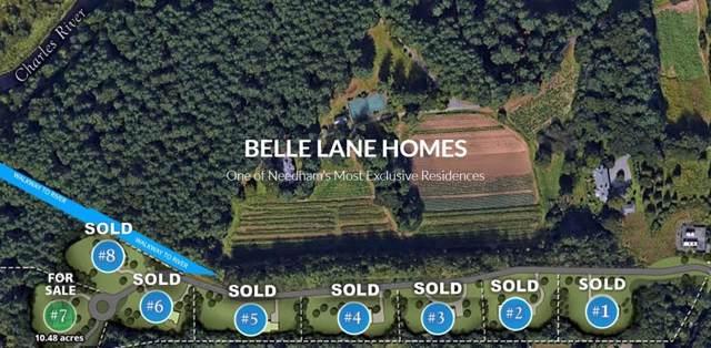 0 Belle Lane, Needham, MA 02492 (MLS #72613001) :: Trust Realty One