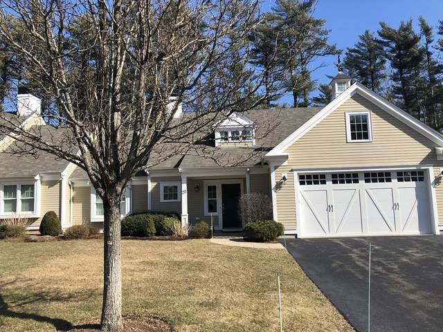 20 Mariners Drive #20, Marshfield, MA 02050 (MLS #72613221) :: The Gillach Group