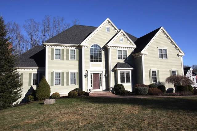 27 Olde Coach Road, North Reading, MA 01864 (MLS #72613289) :: Welchman Real Estate Group