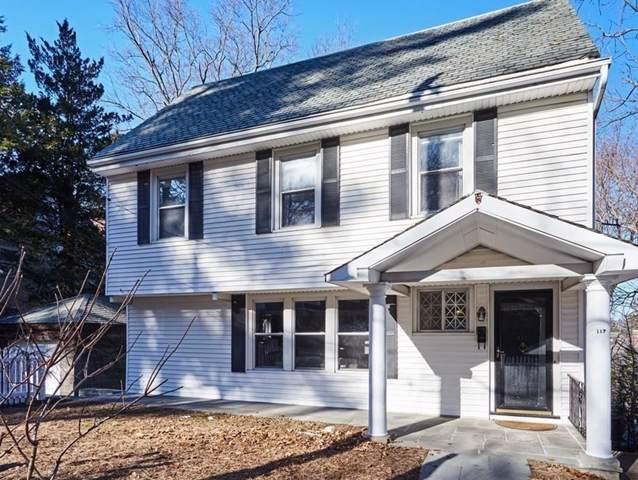 117 Grant Ave, Newton, MA 02459 (MLS #72613454) :: Kinlin Grover Real Estate