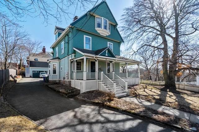 35-37 High Street, Newton, MA 02464 (MLS #72614261) :: The Duffy Home Selling Team