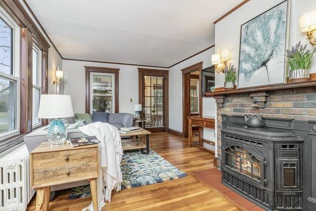 24 Pine Plain Road, Wellesley, MA 02481 (MLS #72616018) :: The Gillach Group